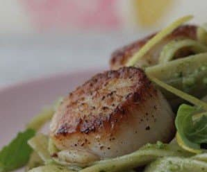 Healthy Recipe: Sexy Almond Pesto!